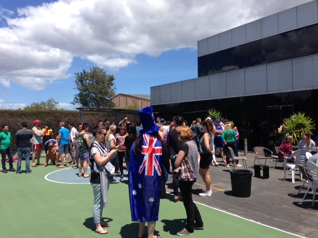 Australia Day at Catch!