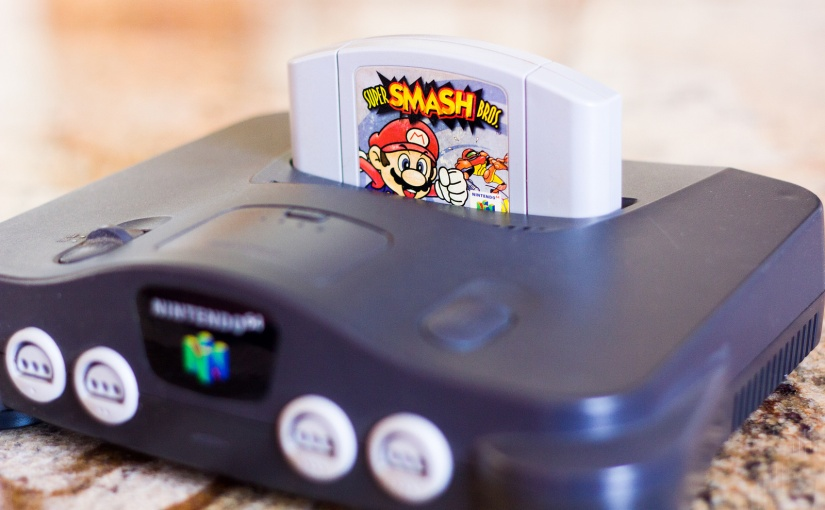 Rewind to Nintendo 64: The Classic Console's BestGames