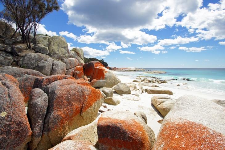 Tasmania-Beach