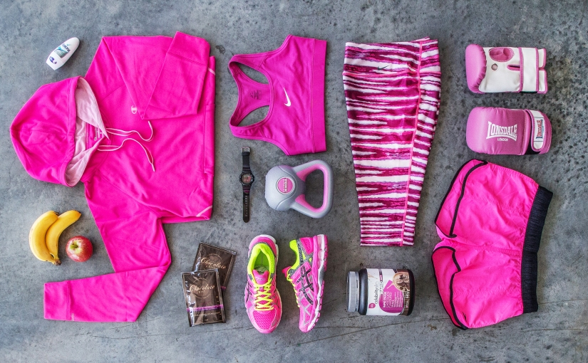 Get Fit in Fluoro – Women's Activewear