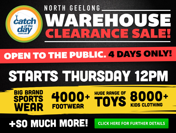 Massive Warehouse Clearance Sale: Open To Public For Limited Time!
