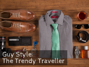 7 Guy Style Gifts for the Trendy Traveller