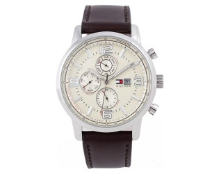 tommy-hilfiger-men-s-gabe-leather-watch-beige