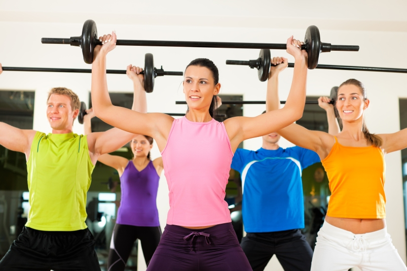 5 Types of People To Avoid At TheGym