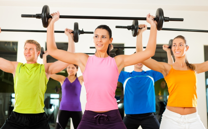 5 Types of People To Avoid At The Gym