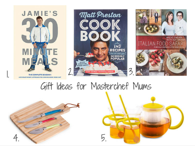 Masterchef Mother's Day Gift Ideas