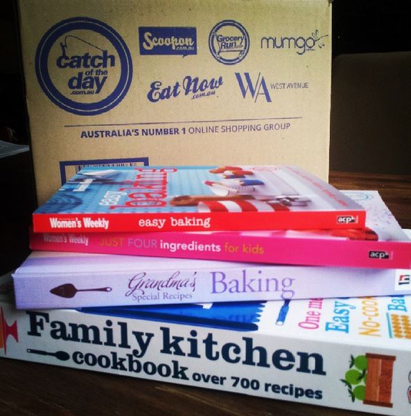 Bargain Mums Cookbooks