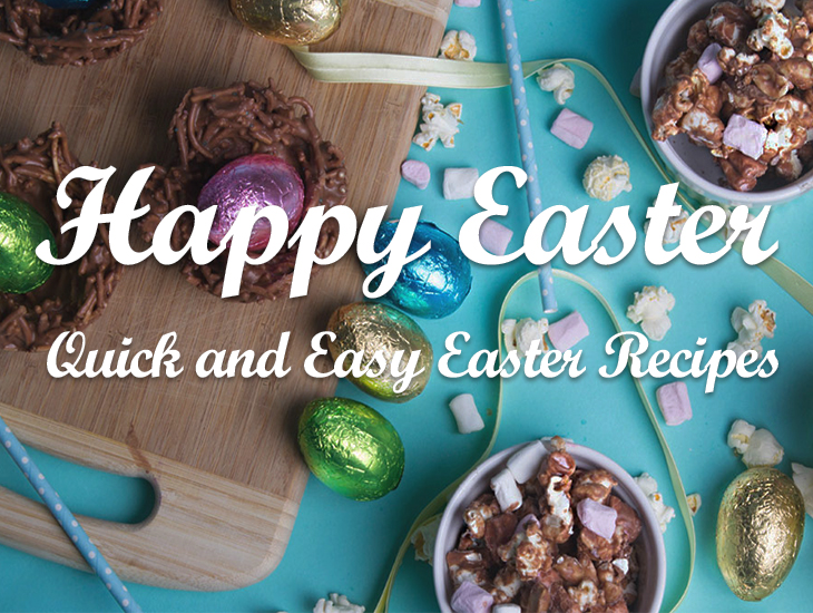 Excellent Quick and Easy Easter Recipes