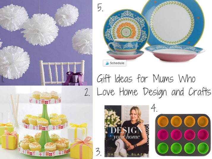 Home Design Gift Ideas