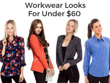Workwear Looks Under $60