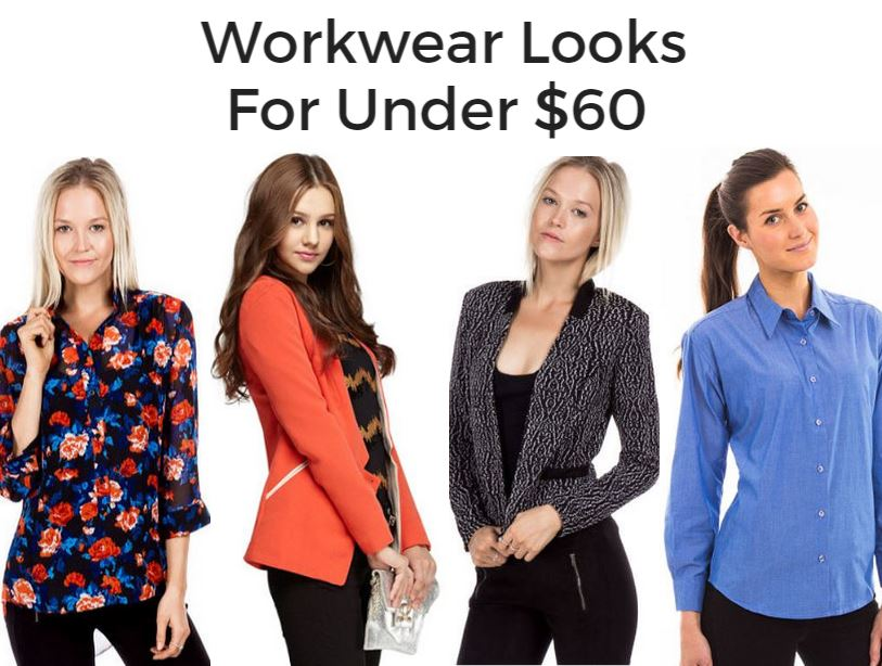 Workwear Looks for Under $60