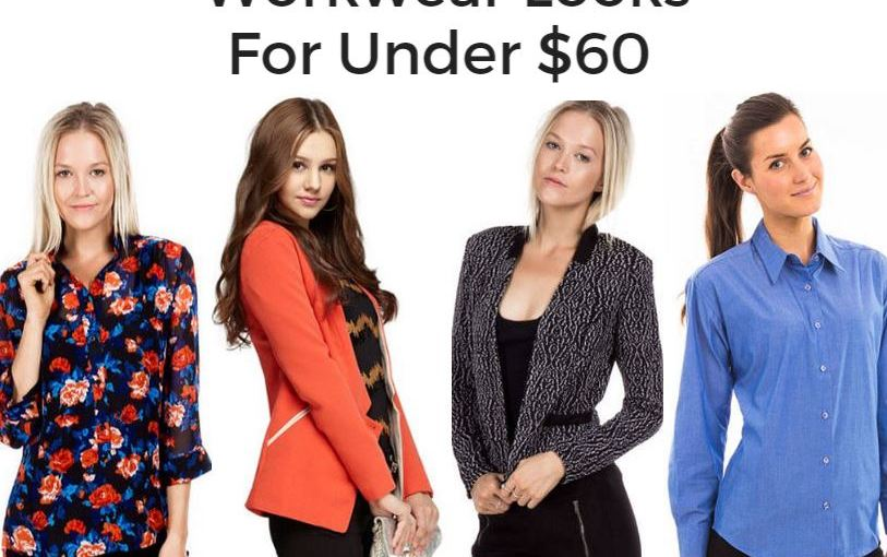 Workwear Looks for Under$60