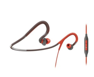 Philips Sports ActionFit Neckband Headset - Orange/Grey