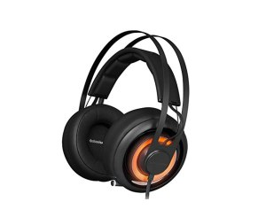SteelSeries Siberia Elite Prism Gaming Headset - Black