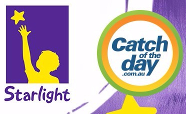 Inspired by Lauren, COTD Donates to the Starlight Children'sFoundation